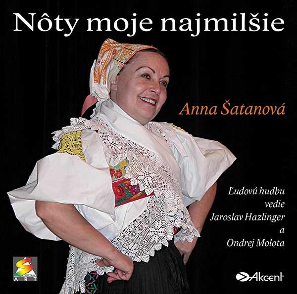 Nôty moje najmilšie – Anna Šatanová